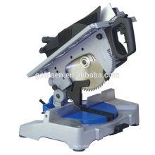 255mm 1300w baja potencia del motor de ruido de aluminio / corte de madera Mitre Saw Machine