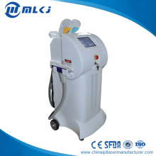 E Light IPL ND YAG Laser Painless Fast Tattoo Removal Machine