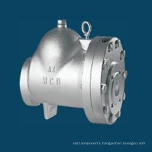 Minerals & Metallurgy Casting Stainless Steel Flange Butterfly Valve (steel casting)