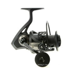 Nouvelle conception Spinning Fishingr Reel Big Drag Knob Reel