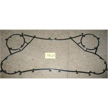 Borracha de vedação da gaxeta Vicarb V85 do permutador de calor