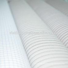 """65% polyester + 35% coton peigné TISSU TISSÉ / Blanchiment / Dobby / Largeur: 45 """""""
