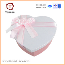 Embalaje de Chocolate en forma de corazón