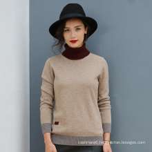 New Style Women′s 100% Cashmere Sweater Apparel Pullover