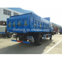 Dongfeng 145 garbage truck for sale,china new refuse collector truck