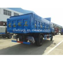 Dongfeng 145 caminhão de lixo à venda, China caminhão de lixo novo coletor