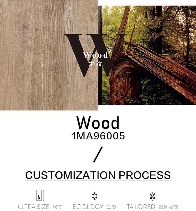 木质外观瓷砖600x900mm