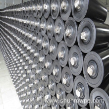 UHMWPE groove roller
