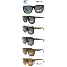 Colourful Newest Acetate Sunglasses (HMS418)