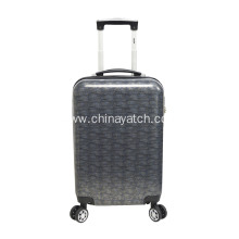 Customized hardshell personal printing luggage