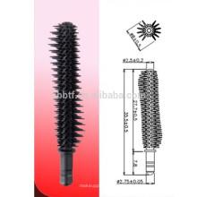 Mascarilla de silicona de moda cepillo