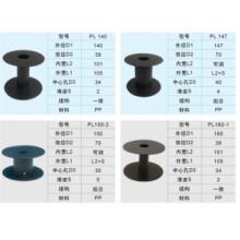 PC rolos/bobinas para fios e cabos (carretel plástico de 25mm)