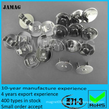promotional fashion prong snap buttons made in china