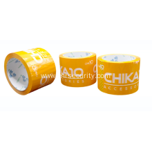 Adhesive custom printed duct tape