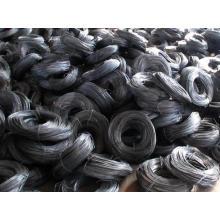 Fabrication fournissant directement du fil recuit noir