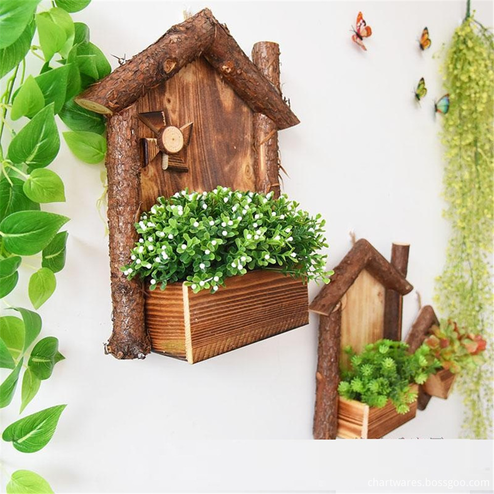 book room wooden wall decoraiton hanging