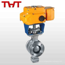 электрическое управление воды моторизованный шаровой клапан импорт из Китая