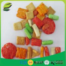 Dubai hot sell rice crackers HV-06 MIX