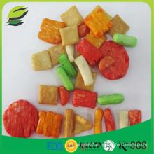 Biscoitos de arroz de venda quente de Dubai HV-06 MIX