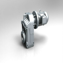 F Series PARALLEL SHAFT HELICAL GEAR REDUCER