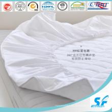 Caliente-Vendiendo el protector hueco 180GSM del colchón de la fibra hueco