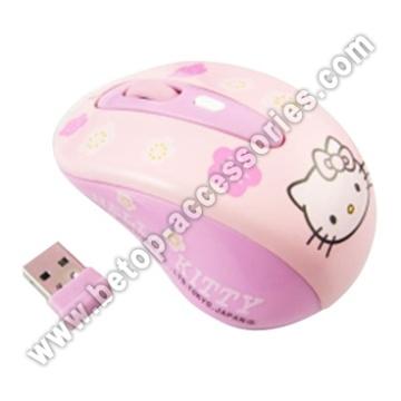 Hello Kitty 2.4G Wireless Mouse