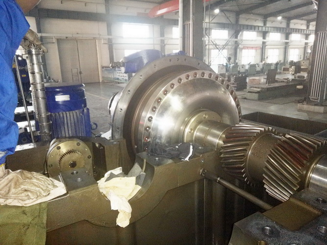 Power Plant Used Couplings