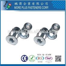 Taiwan Stainless Steel Zinc Plated Blind Jack Nut M8 Jack Nuts Screw Jack Nut
