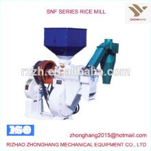 SNF tipo nuevo molino de arroz máquina precio