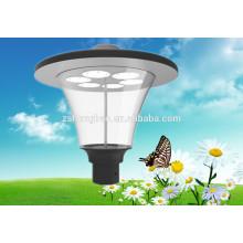 Luz do jardim do diodo emissor de luz 60w com as microplaquetas de BridgeLux 4000K 120Lm / w HomBo HBF-074