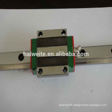 RSR7N high precision HWT linear bearing linear guide