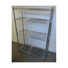 4 Tiers Home Steel Chrome Wire Rack NSF Approval 14 Years Factory (LD9045150A4C)