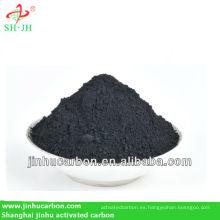 carbón activado como material para productos químicos