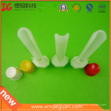 Acceptable Custom Plastic Spout with Cap Supplier