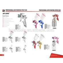 Color Spray Gun HVLP RP spray gun COLORIT