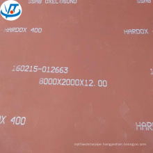 Hot rolled 500HBW hardoxs wear plate hardoxs500 for loader