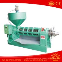 Sesamölpresse Sesamöl Expeller Maschine