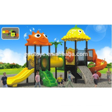 Yuhe High Quality Plastic Kids Outdoor Playground EB10195