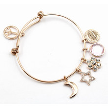 Good Quality Fashion Bracelet with Dangles