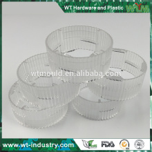 Injection Mold Maker For Transparent Parts Plastic Part Mould Manufacture