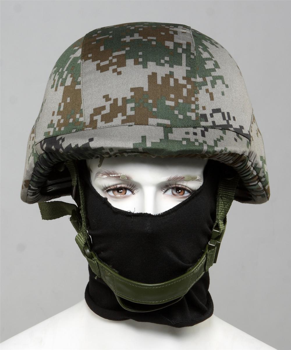 Mũ bảo hiểm chống đạn Pasgt người Mỹ với bìa