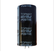 1000UF 400V Snap-in Terminal Electrolytic Capacitor