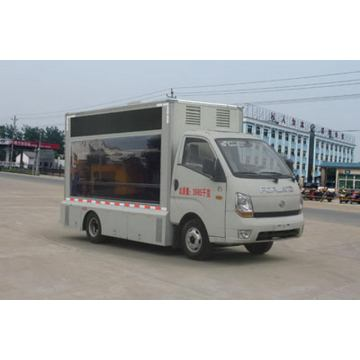 Factory Sale FOTON 4X2 LED Advertisement Truck