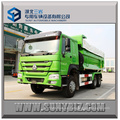 20m3 Camión volquete ambiental Sinotruk HOWO 6X4