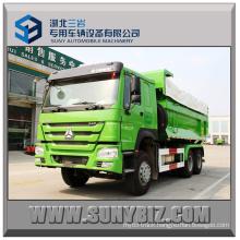 20m3 Environmental Tipper Sinotruk HOWO 6X4 Dump Truck