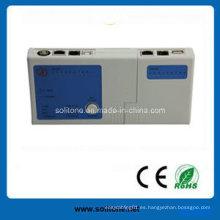 4-en-1 Cable Tester con el mejor precio