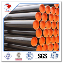 6Inch SCH40 A106 Seamless fluid steel pipe