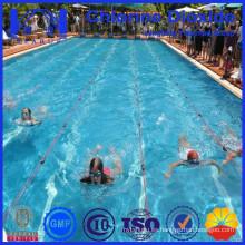 Productos químicos de la piscina para el desinfectante del agua de la piscina