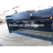 Máquinas de corte qc12k-8 * 2500 / equipamentos de operação