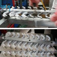 Moulage en caoutchouc de moules de presse en silicone personnalisés pour tubes
